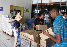 Community Service in Martinique (WLC Trip)