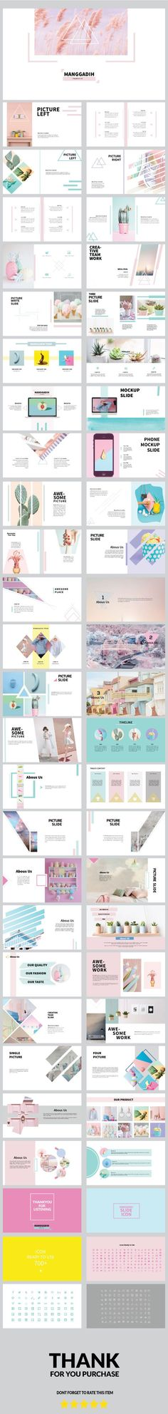 Buy Manggadih Keynote Presentation by JYXD on GraphicRiver. Ppt Design, Layout Design, Design De Configuration, Slide Design, Book Design, Ppt Template Design, Keynote Design, Keynote Template, Cv Inspiration