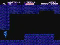 TAS Legend of Zelda 2 Adventure of Link NES in 5:43 by Inzult