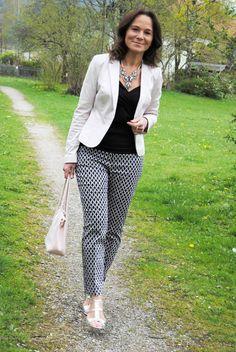 Lady of Style. Um blog de moda para mulheres maduras.