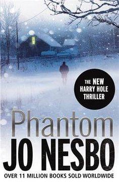 Jo Nesbo love his books