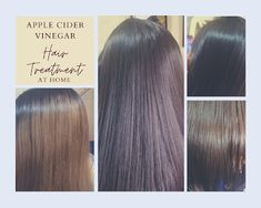 Amazing ACV Hair Treatment At Home - 'Stitches of Life'