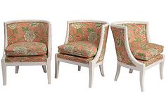 Hollywood Regency #Chairs