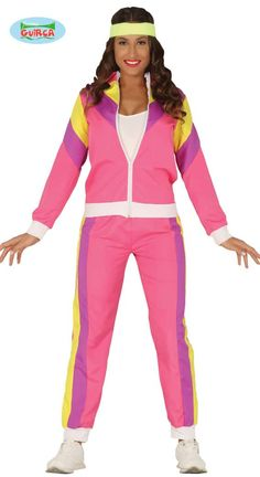 88649 1980s Fancy Dress, 80s Dress, Dress Set, 80s Workout, Workout Fitness, Shell Suit, Joggers Outfit, Diana Ross, Dance Outfits