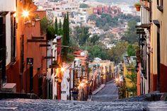 San Miguel de Allende. Destinos de semana santa