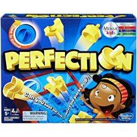 Perfection Game Walmart 11 99 The Game Is Over Games Board Games