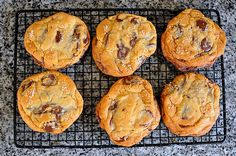 NY Times Perfect Chocolate Chip Cookie