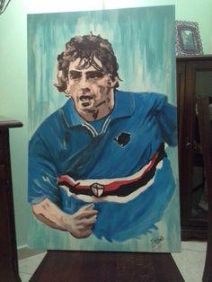Roberto Mancini 90x60