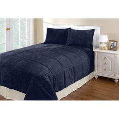 BOUGHT -Corduroy Comforter Set- Andrews bedding