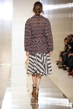 Marni Ready-to-Wear Spring / Summer 2013