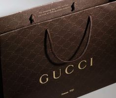 Gucci Luxury Packaging gets a green(er) makeover.