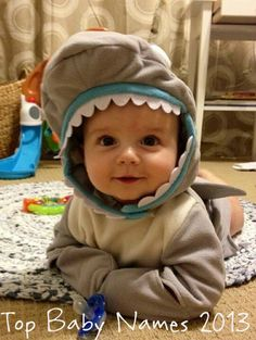 Top baby names 2013 - best names for baby boy and baby girl #baby #names #babies #pregnancy #parents