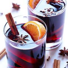 Mulled Wine | Cold-Weather Cocktails to Warm You Up