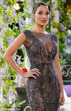 Did Richie from The Bachelorette romance The Bachelor's Snezana Markoski? Claims Perth pair dated at one point before brunette beauty found love with Sam Wood | Daily Mail Online