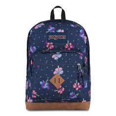JanSport City View Backpack Painted Chevron Delivery for sale online Messenger Backpack, Herschel Backpack, Herschel Heritage Backpack, Mini Backpack, Jansport Superbreak Backpack, Handbags For School, School Backpacks, Hibiscus, Fashion Bags
