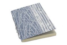 Morning Frost Handmade Paper Diary – Village Artisan Textile Industry In India, Handmade Journals, Frost, Recycling, Outdoor Blanket, Artisan, Paper, Recyle, Handmade Books
