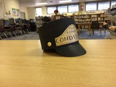 Crafts colors and cutting files on pinterest for Conductor hat template