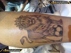 soccer tattoo designs | soccer tattoos soccer tattoos the best soccer tattoos soccer tattoos