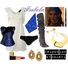 Dragon Age - Isabela
