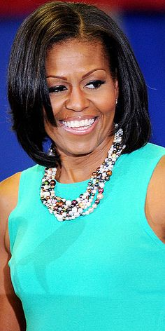 PEARL COLLECTIVE NECKLACE Michelle Obama