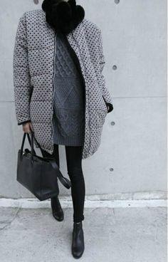 Mondays, Maggie Muses: Winter Coats