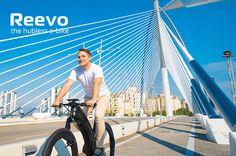 Reevo : The Hubless E-Bike | Indiegogo Awesome Gadgets, Bike, Urban, Bicycle, Bicycles