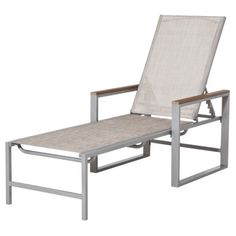 Threshold™ Bryant Sling Patio Chaise Lounge