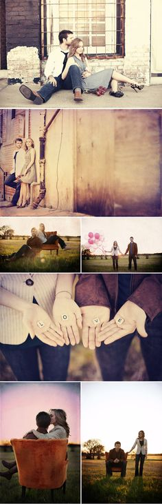 hehe...need to get our engagement pics done :/