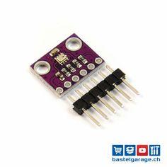 Der BMP280 ist der neuste Sensor von Bosch der den BMP180 ablöst. Der BMP280 hat eine hohe Präzision und einen ultra-niedrigen Stromverbrauch, somit eignet sich der Drucksensor für mobile Anwendungen. Der Sensor erreicht eine Genauigkeit von +-1Pa bei einer sehr geringen Leistungsaufnahme. Durch den I2C-Bus kann das BMP280 mit Mikroprozessoren kommunizieren. Neben vielen anderen Anwendungen ist er besonders gut für Arduino Boards geeignet. Du kannst dir mit diesem Sensor auch sehr einfach…