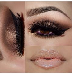 Smokey eye auroramakeup