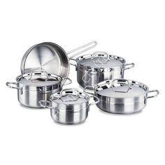 Korkmaz Alfa Tencere Seti A1660   Korkmaz   TENCERE SETLERİ & ........... , cookware sets