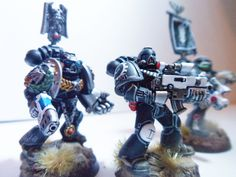 Space Marine Captains, Iron Hands