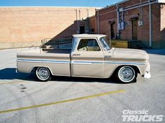 1965 Chevy C10 Side