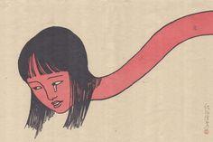 Dare to Enjoy the Twisted World of Toshio Saeki Art