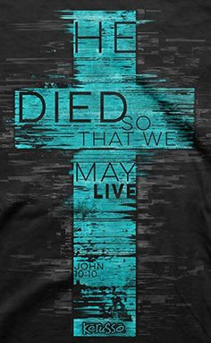 21 Best Jesus Shirts Right Now [Definitive List For - Jesus Quote - Christian Quote - Jesus died so that we may live. The post 21 Best Jesus Shirts Right Now [Definitive List For appeared first on Gag Dad. Scripture Quotes, Bible Scriptures, Faith Quotes, Faith Bible, True Quotes, Christian Faith, Christian Quotes, Christian Motivation, Christian Women