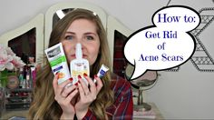 How do you get rid of / fade acne scars? | Kristen Nicole #Youtuber #Youtube #BeautyBlogger #BeautyGuru