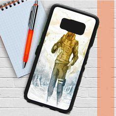 Naruto Shippuden Kakashi Comic Samsung Galaxy S8 Plus Case Dewantary