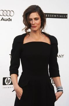 Anna Mouglalis French actress Anna Mouglalis arrives at 'Cinema Against AIDS 2006', the annual event in aid of amfAR (American Foundation fo...