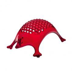 Ralador de Queijo Vermelho - Koziol