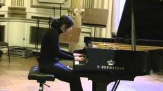 Maria Lettberg started her Bechstein-Scriabin-Tour with a recital in our C. Bechstein Center Tübingen which was huge success. She will also perform works by Scriabin and present her new Scriabin CD in Berlin (Nov. 16). She recorded early works by Alexander and his son Julian Scriabin. Please enjoy our video and visit one of the concerts!  https://www.facebook.com/events/251776461580298/