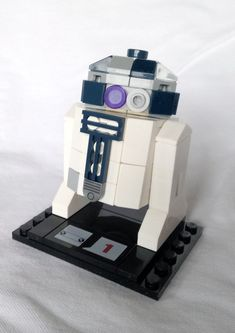R2-D2 (instructions available)