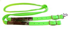 Realtree 7 1/2' Rolled Game Rein