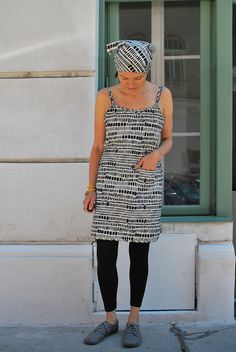 one hour dress, via Flickr.