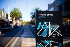City of Port Phillip: Wayfinding   Studio Binocular