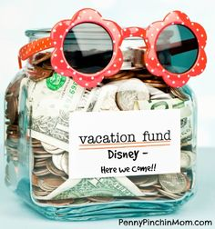 Raise your hand if you want to be able to afford a great Disney Vacation. Now, what if I told you that you could afford it with just a few, money saving steps? Interested? Find out more!