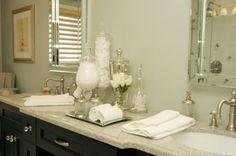 Bathroom wall art ideas decor curtains to go with grey walls teal and gray bathroom decor Gray Bathroom Decor, Bathroom Tile Designs, Bathroom Design Small, Bath Decor, Bathroom Ideas, Bathroom Interior, Bathroom Wall, Modern Bathroom, Master Bathroom