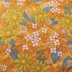 """Found this lovely vintage fabric earlier so it has to be today's #welovepattern2015  #vintage #vintagepattern #vintagefabric #floral #retro #1960s #1970s #flowerpower #vintagematerial #vintagedesign #vintagestyle"" Photo taken by @shiny_shilling on Instagram, pinned via the InstaPin iOS App! http://www.instapinapp.com (01/26/2015)"