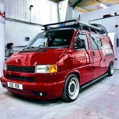 Eurovan Camper, T4 Camper, Vw Vanagon, Volkswagen Transporter, Vw T5, Vw T4 Tuning, T6 California, Van Car, Cool Vans