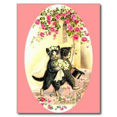 >>>best recommended          	Kitty Cat Wedding Postcards           	Kitty Cat Wedding Postcards lowest price for you. In addition you can compare price with another store and read helpful reviews. BuyHow to          	Kitty Cat Wedding Postcards please follow the link to see fully reviews...Cleck Hot Deals >>> http://www.zazzle.com/kitty_cat_wedding_postcards-239010042887454776?rf=238627982471231924&zbar=1&tc=terrest