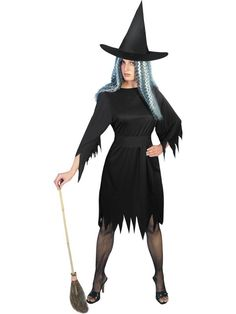 Spooky Witch Costume | £14.99